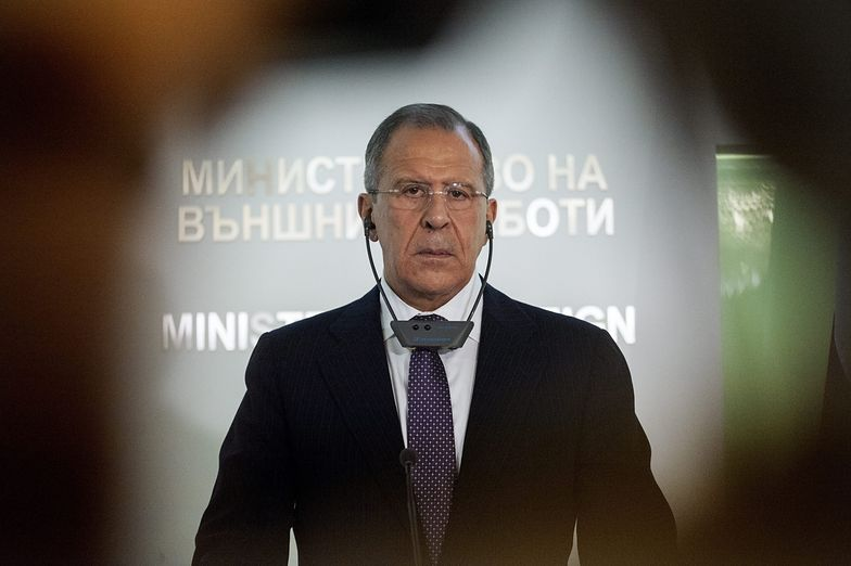 Siergiej Ławrow nie weźmie udziału w rozmowach o programie nuklearnym Iranu
