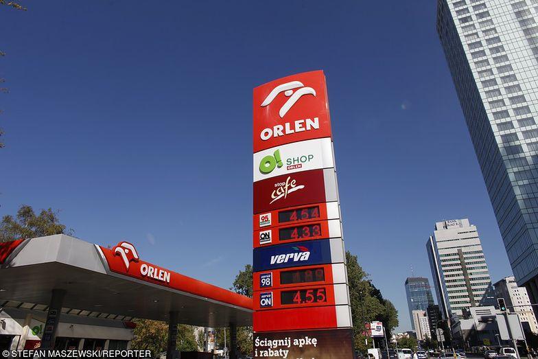 Na stacjach Orlenu będzie wkrótce mniej zagranicznych produktów, a więcej pod własną marką
