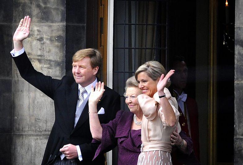 Nowy król Holandii chce być blisko obywateli