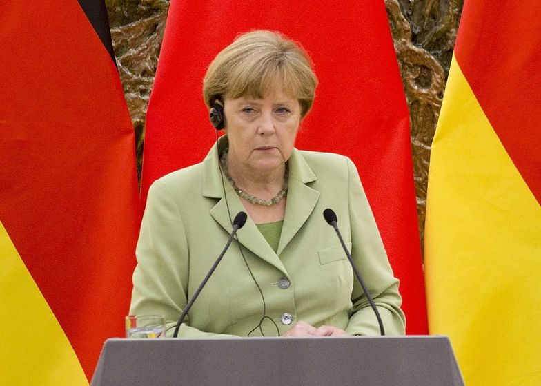 Konflikt na Ukrainie. Angela Merkel wzywa Kijów do umiaru