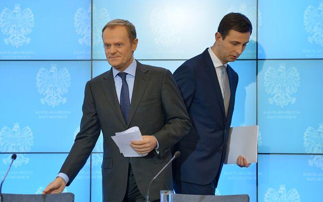Tusk ogłosił decyzje w sprawie niepełnosprawnych dzieci