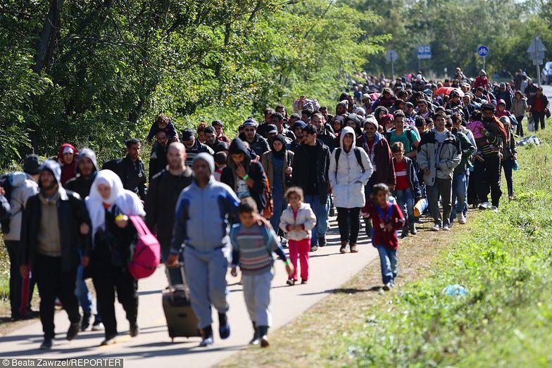 Pomoc dla Grecji. UE przekazała 115 milionów euro dla uchodźców