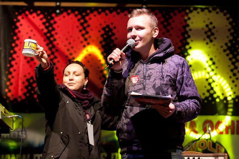Tomasz Słodki zaczynał od reggae, teraz pracuje dla Biedronia