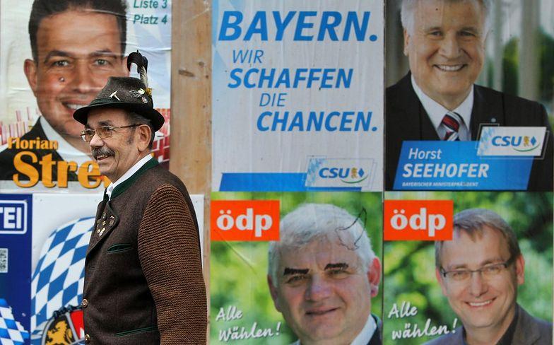 Niemcy: Mieszkańcy Bawarii wybierają parlament