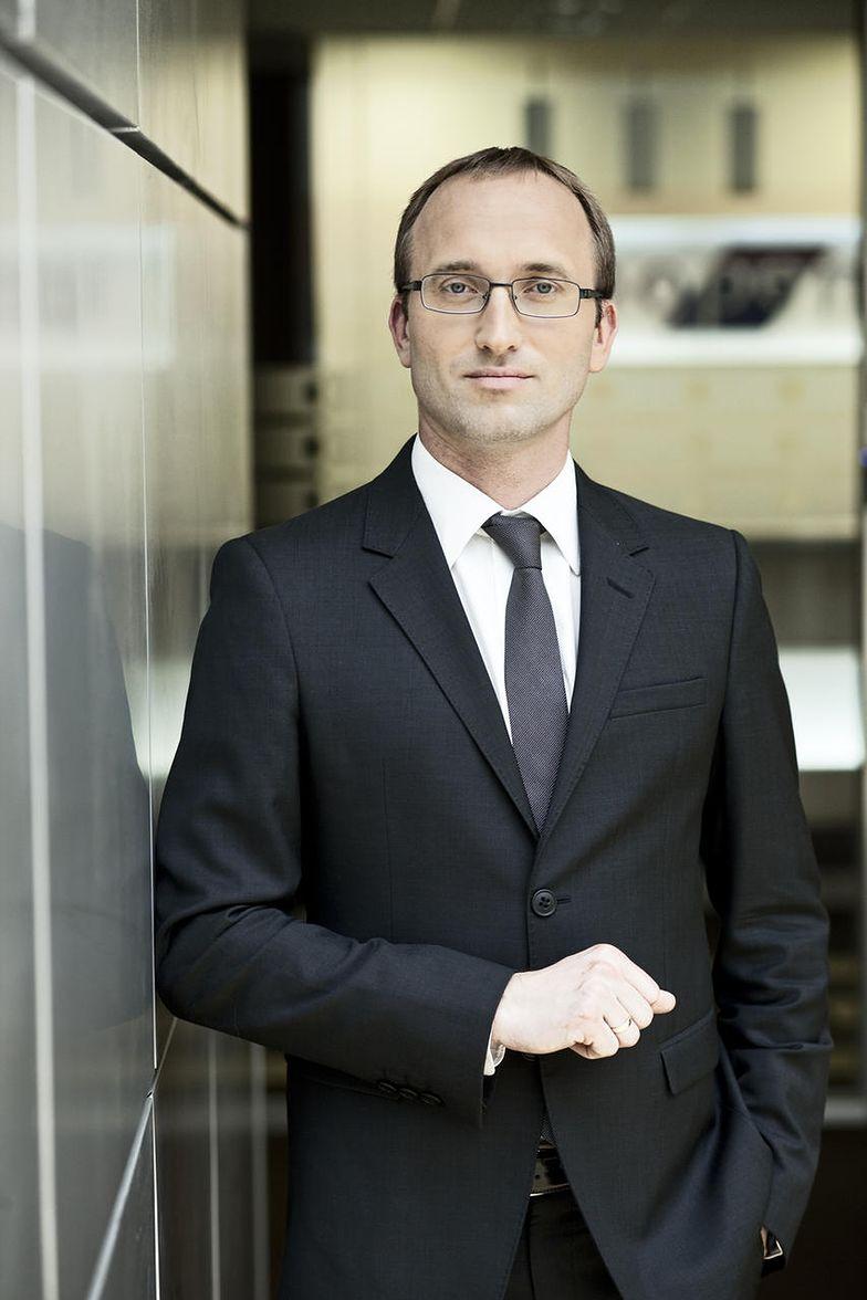 prezes Jacek Lewandowski