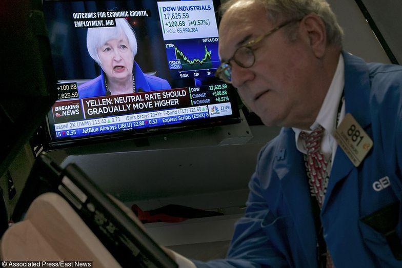 Analitycy dostrzegli, że niektóre spółki na Wall Street są zbyt drogie. To początek spadków?
