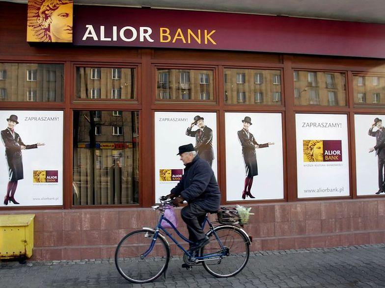 Alior Bank chce wyemitować do około 6,3 mln akcji