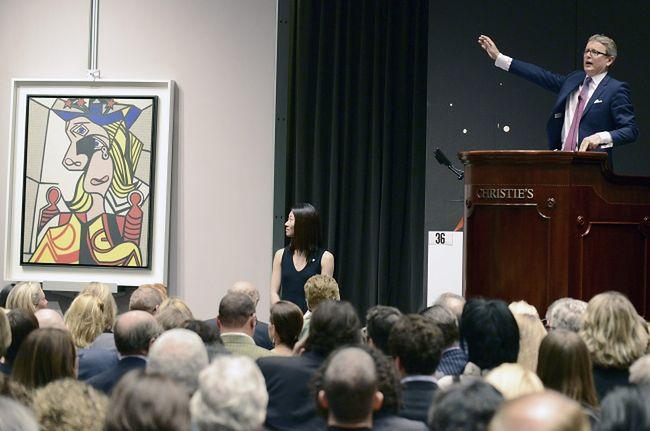 USA: Ponad 58 mln dolarów za obraz Jacksona Pollocka