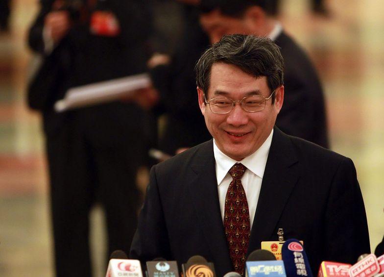 Kolejny skandal korupcyjny wstrząsnął Chinami
