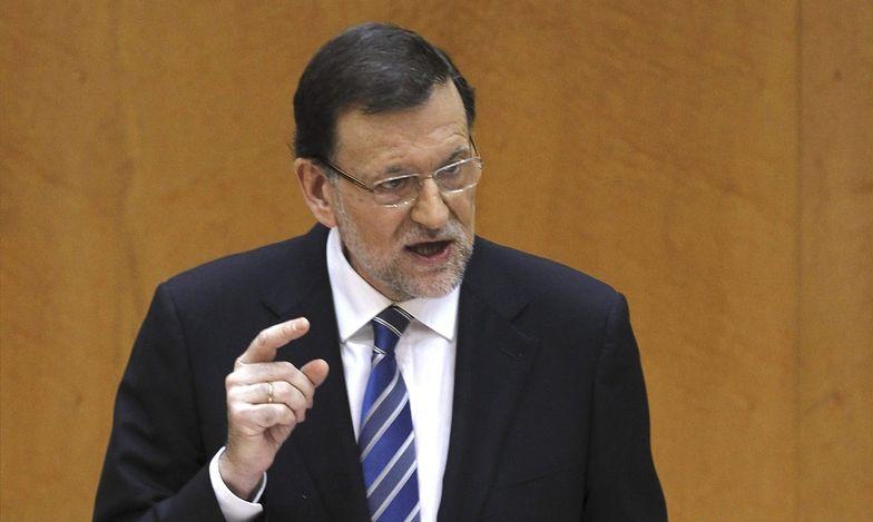 Afera finansowa w Hiszpanii. Premier Rajoy nie poda się do dymisji