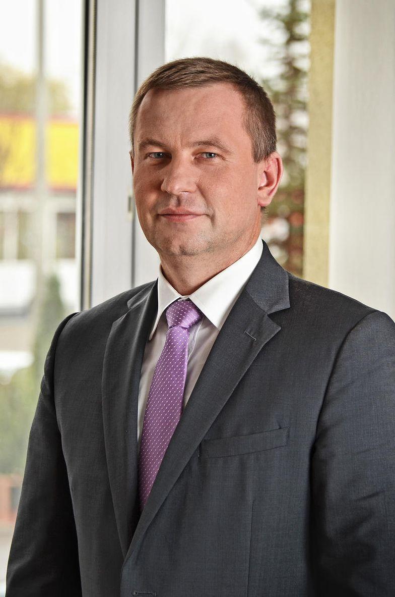 Leszek Marek Gołąbiecki, prezes Unibep