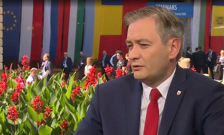 Robert Biedroń o aferze reprywatyzacyjnej: za tę sytuację wszyscy są współodpowiedzialni