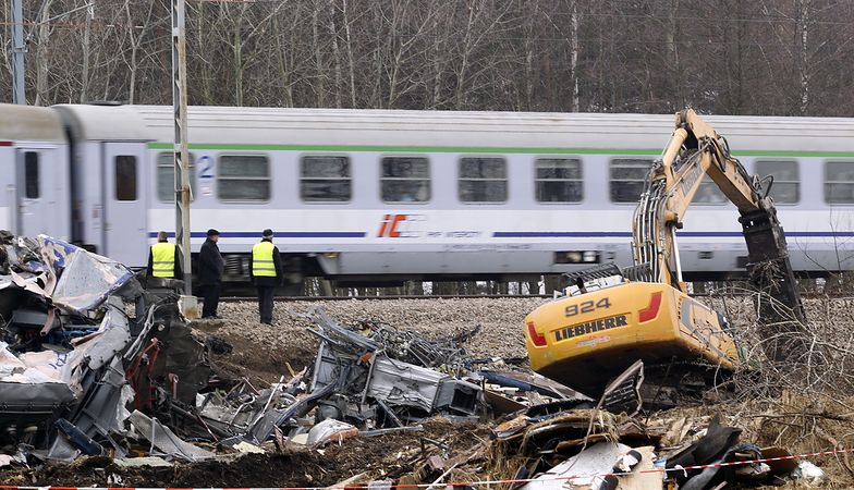 Katastrofa kolejowa pod Szczekocinami. Co się dzieje z rannymi?