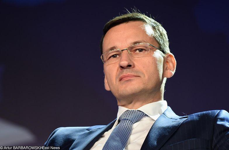 """""""Takiego systemowego, solidarnościowego i uczciwego rozwiązanianikt przez ostatnich nikt 27 lat Polakom nie zaproponował"""" - powiedział wicepremier."""