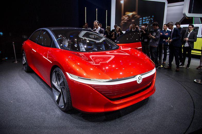 Przyszłościowy, elegancki i inteligentny. Volkswagen I.D. Vizzion redefiniuje pojęcie limuzyny klasy wyższej