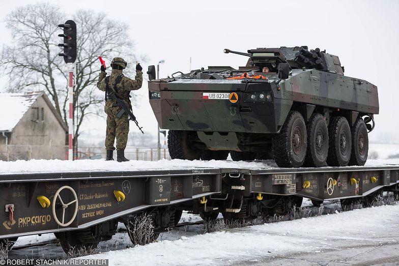 Pierwsze wagony mają dotrzeć do wojska do 1 grudnia 2020 r.