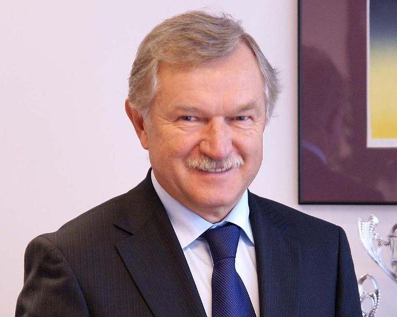Wiesław Kapral, założyciel Grupy INTROL