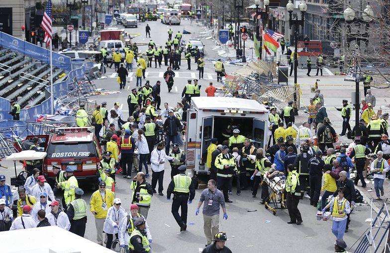 W wyniku zamachu trzy osoby zginęły, a 264 zostały ranne</br>