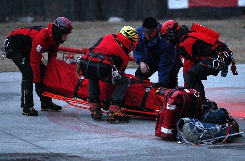 Małopolskie: w Tatrach odnaleziono ciało turysty