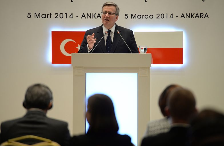 Stosunki Polska - Turcja. Jesteśmy sojusznikami w NATO, możemy być partnerami w biznesie