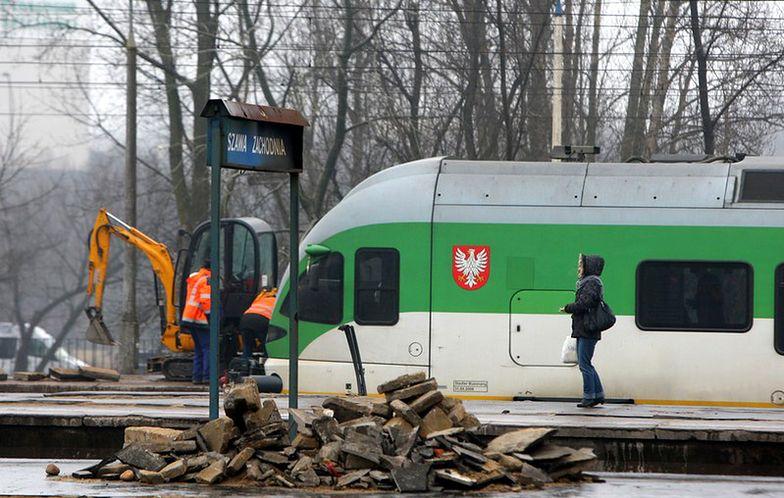 Na Mazowszu komornik zatrzyma pociągi?