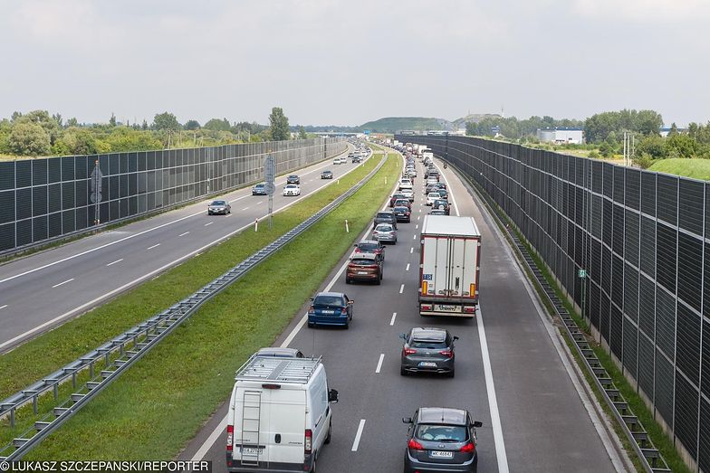 """Polskie autostrady nie dają rady. """"Cierpimy na niedorozwój infrastruktury"""""""