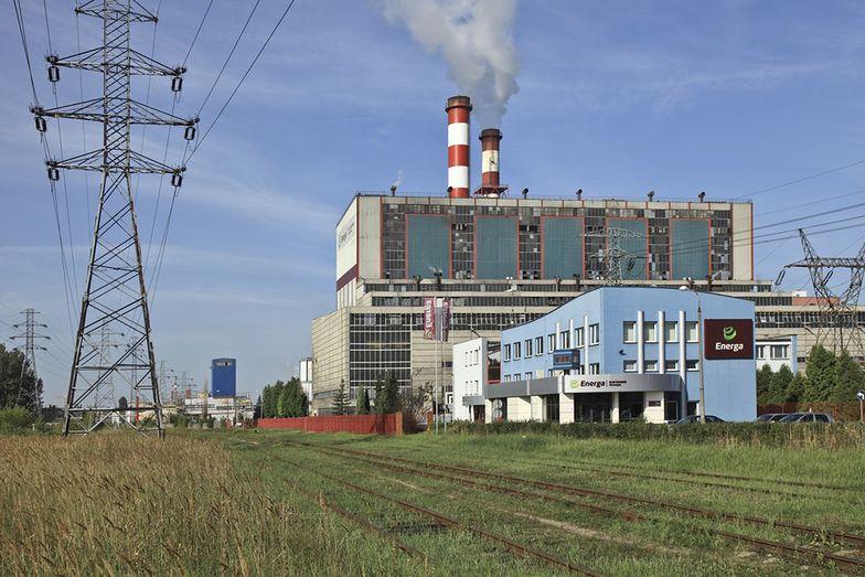 Elektrownia w Ostrołęce.