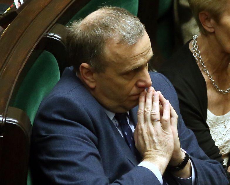 Konflikt w PO. Schetyna wyleci z partii?