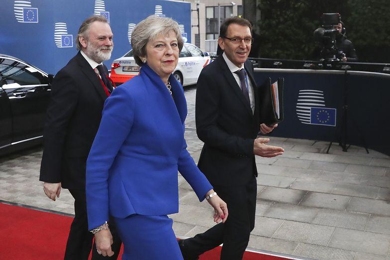 Theresa May na nadzwyczajnym szczycie UE ws. brexitu