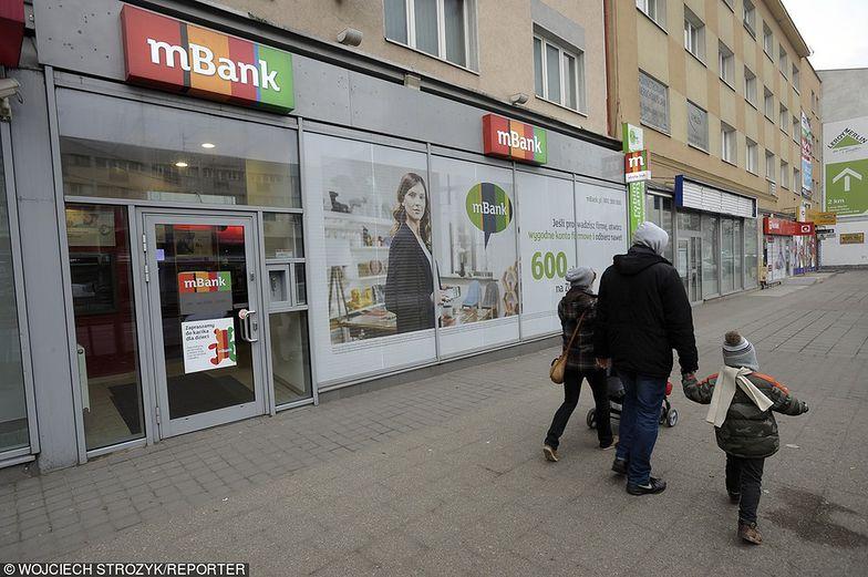 Kolejny pozew grupowy przeciwko mBankowi. Sąd zajmie się kredytami frankowymi