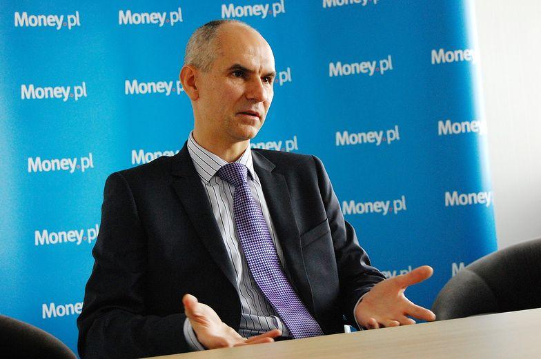 Radosław Kuczyński, prezes EFL