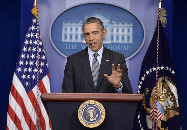 Konflikt za Ukrainie. Doradcy Obamy rozważają, jak ukarać Rosję