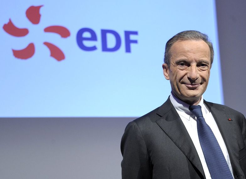 Henri Proglio, prezes EDF