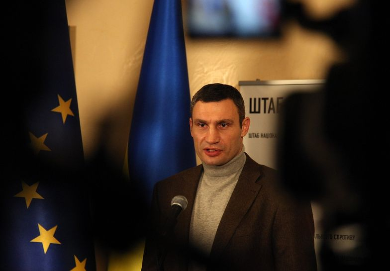Ukraina w UE czy w unii z Rosją? Kliczko grozi rządzącym