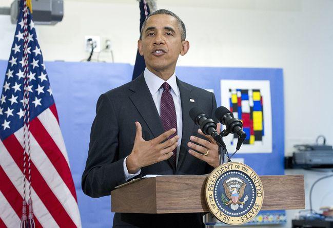 Krym: Barack Obama wskazuje drogę rozwiązania kryzysu. A Kongres obiecuje miliard dolarów