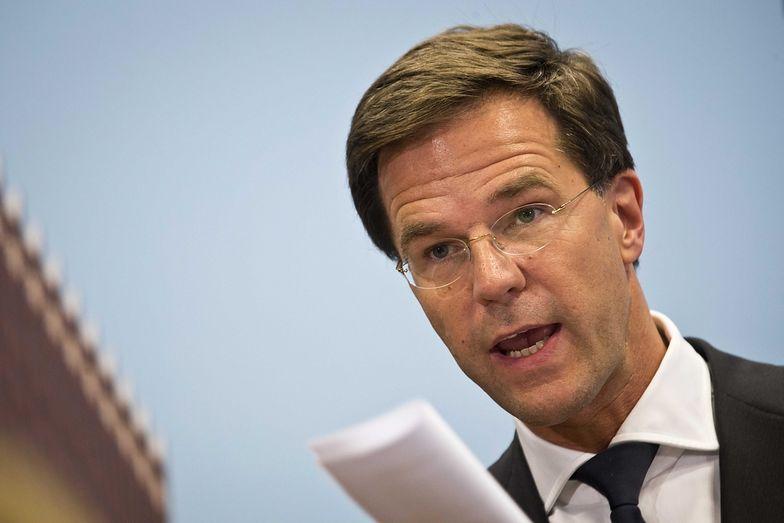 Rutte chce ukarania winnych zestrzelenia Boeinga