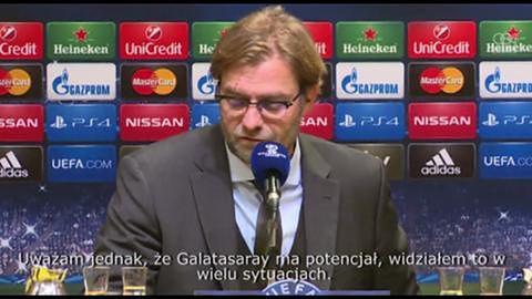 Reakcje na wygraną Borussii Dortmund z Galatasaray 4-1