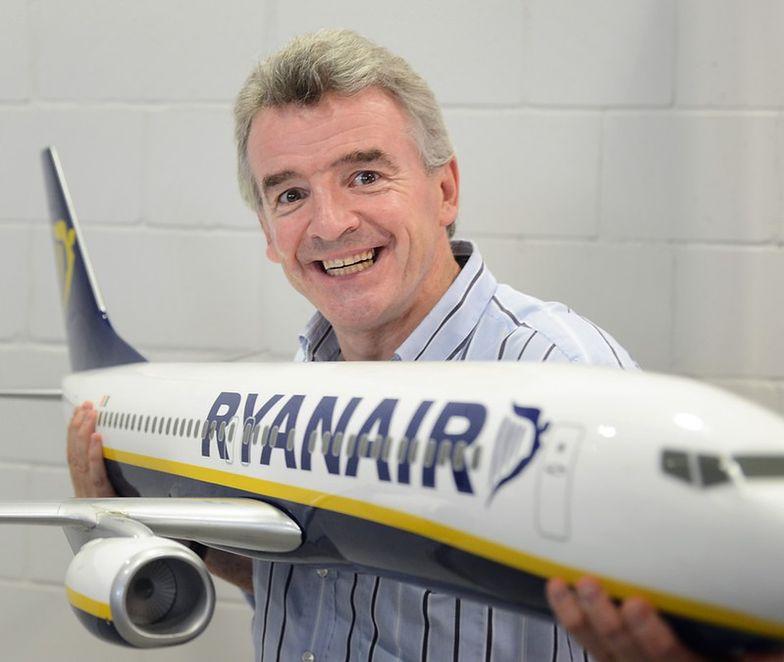 Linie lotnicze w Polsce. Najwięcej pasażerów przewiózł Ryanair