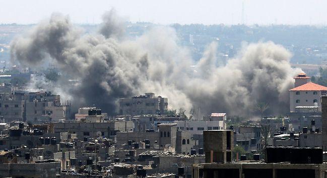 Konflikt w Izraelu. Wystrzelono kolejne rakiety na Tel Awiw