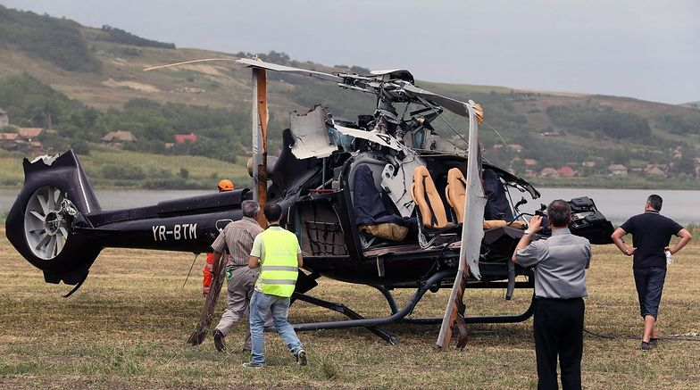Katastrofa samolotu w Rumunii. Są ofiary