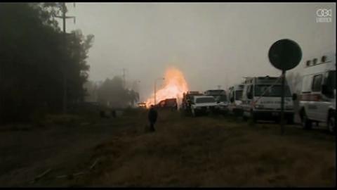 Jedna osoba zginęła w eksplozji rurociągu gazowego