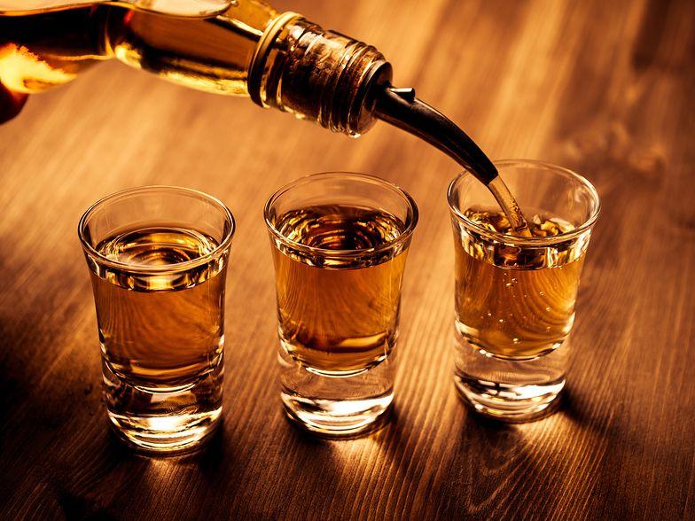 Statistica: Co pije Polak? Coraz więcej whiskey i cydru. Wódka jest w odwrocie