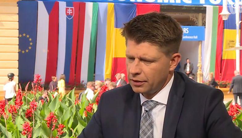 Ryszard Petru dla money.pl: Zakaz handlu w niedzielę? To bezsens