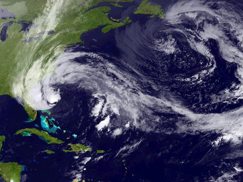 Huragan Sandy w USA spowodował katastrofalne skutki