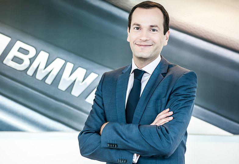 Paul de Courtois, dyrektor generalny BMW Group Polska