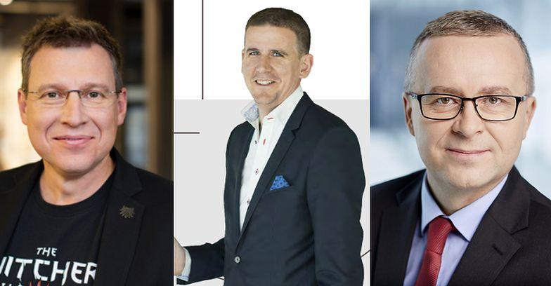"""Trójka prezesów, którzy oddadzą najwięcej na """"daninę społeczną"""""""