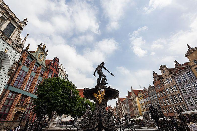 W Polsce jest coraz więcej turystów z zagranicy.