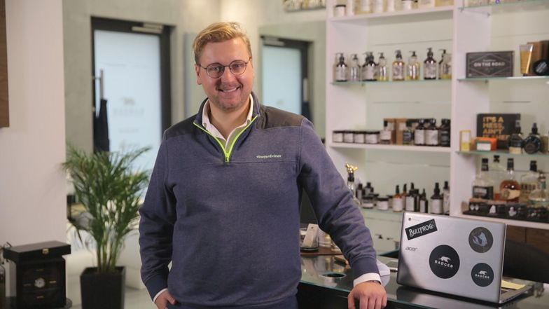 Pomysł na biznes: Salon męskiej urody
