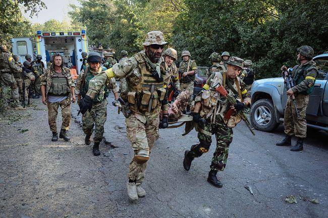 Walki na Ukrainie. Rosja nie ustaje w dostarczaniu broni