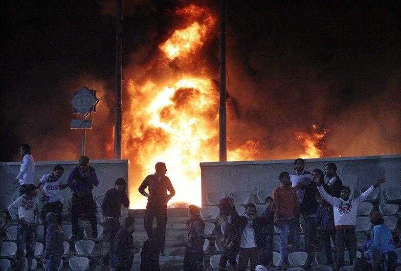 Kara śmierci po zamieszkach w Port Saidzie. 21 skazanych